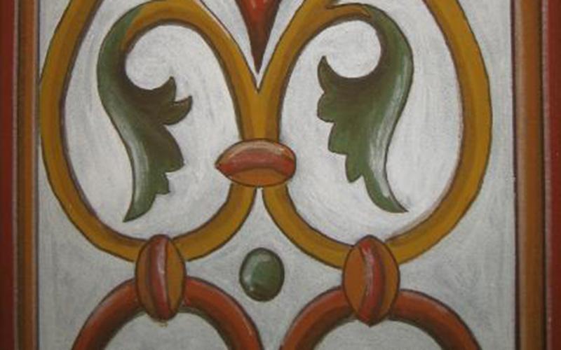 Dekorationsmalerei